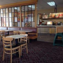 Wendys Fast Food 2341 N Columbia St Milledgeville Ga