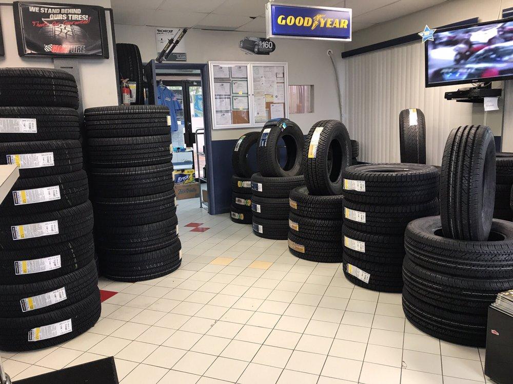 Giant Tire Auto Repair: 20125 NW 67th Ave, Hialeah, FL