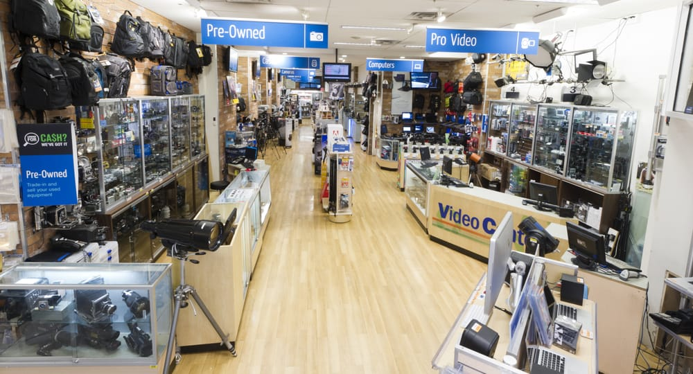 Adorama Store, Pre-Owned, Used, Video, Camera Store, Imaging - Yelp