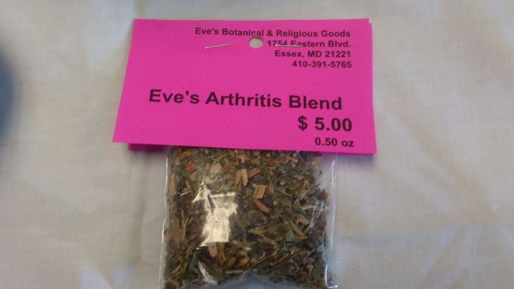 Eve's Botanical & Religious Goods: 1754 Eastern Blvd, Essex, MD