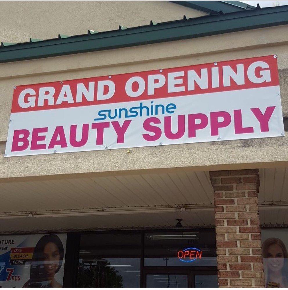 Cherry Hill Sunshine Beauty Supply: 1400 Berlin Rd, Cherry Hill, NJ