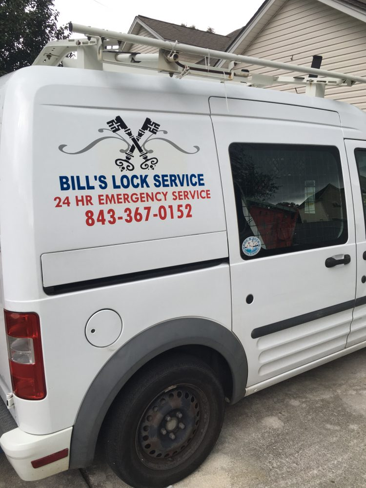 Bill's Lock Service & Building Maintenance