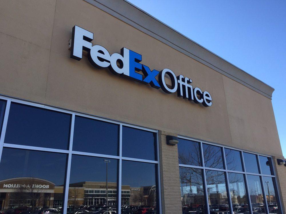 FedEx Office Print U0026 Ship Center   10 Photos   Shipping ...
