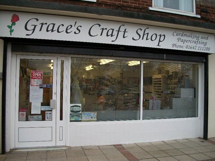 Graces Craft Shop Middlesbrough