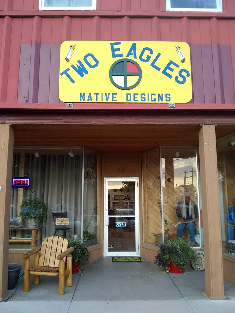 Two Eagles Native Designs and Medicine Wheel Essential Oils: 59 S Court St, Fairfield, IA