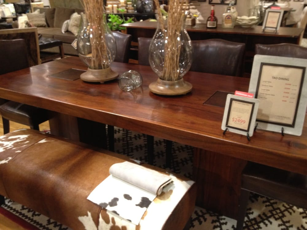 Arhaus Furniture Furniture Stores 2801 W Big Beaver Rd Troy Mi Phone Number Yelp