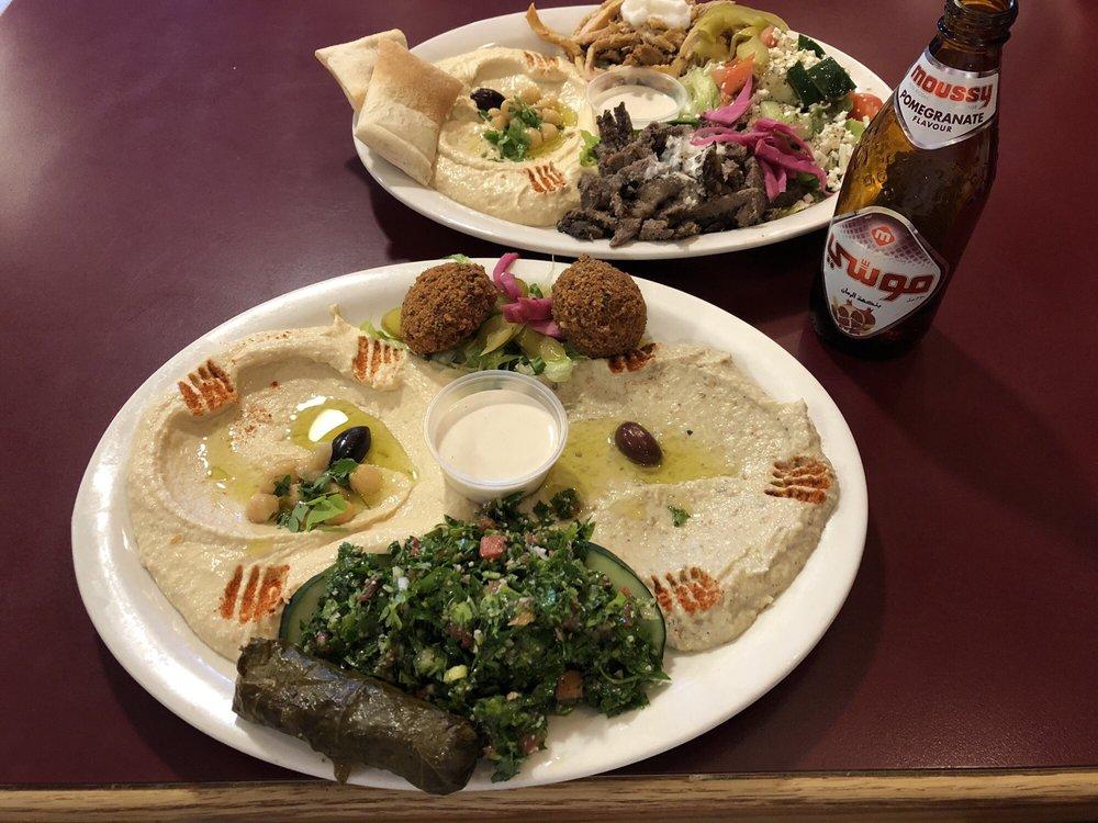 Food from Sultan Lebanese Cuisine & Bakery