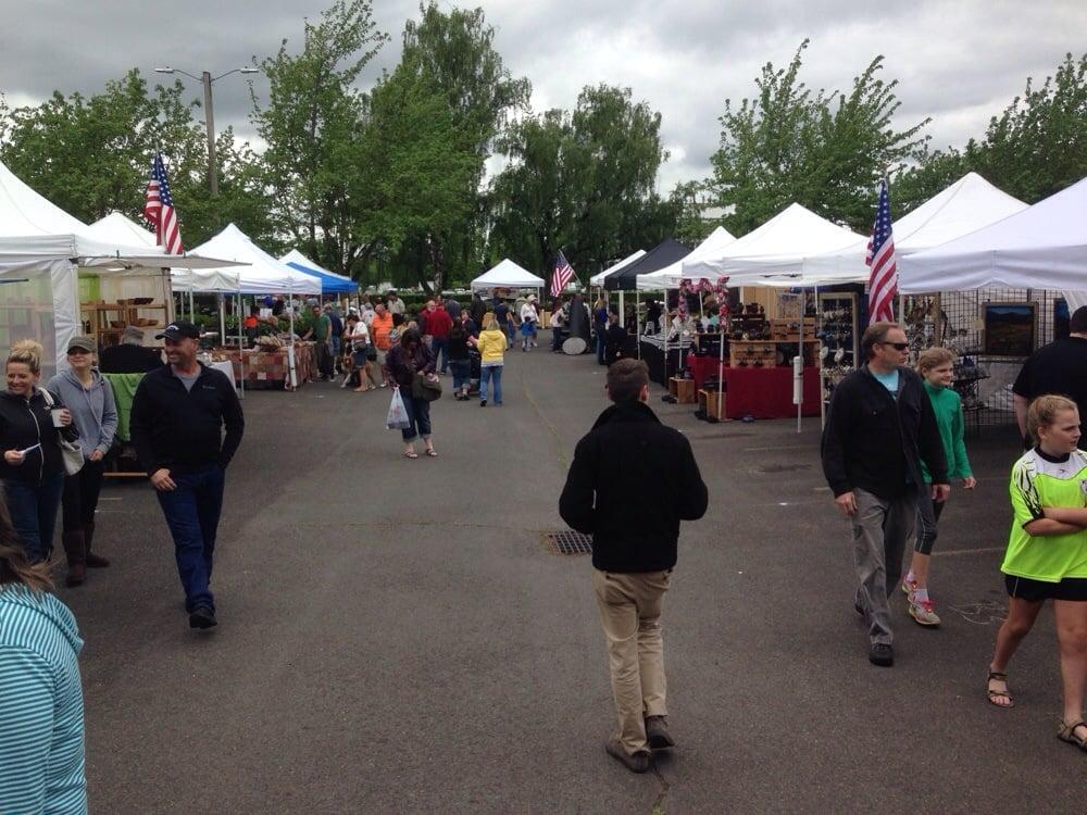 Photo of Salem Saturday Market - Salem, OR, United States
