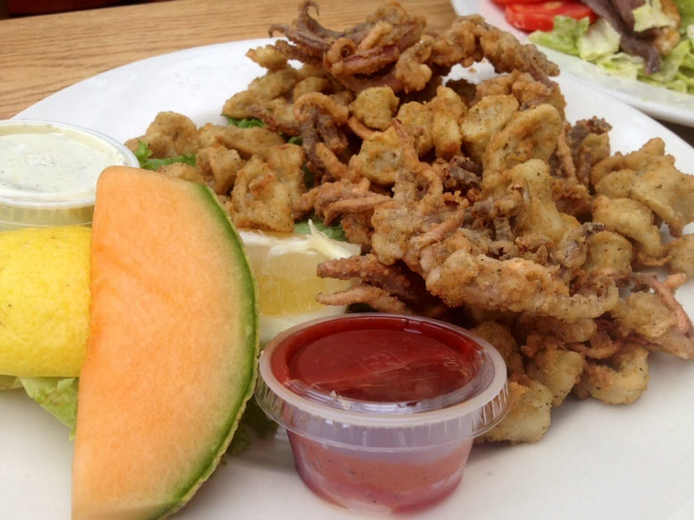 Fried calamari yelp for Phil s fish market