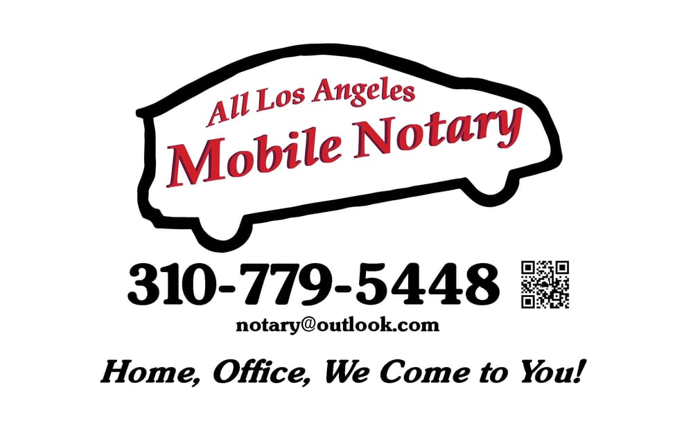 angeles california traveling notary