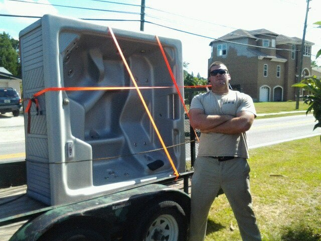 Jams Junk Removal, LLC: 11135 Zimmerman Rd, Port Richey, FL