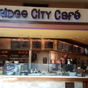 Bridge City Cafe Lloyd Center Portland Or
