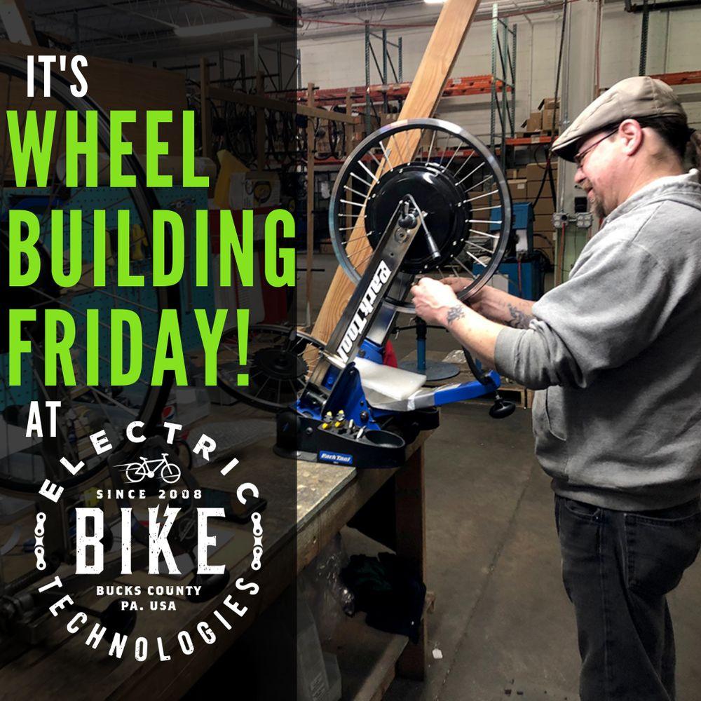 Electric Bike Technologies: 1021 Washington Ave, Croydon, PA