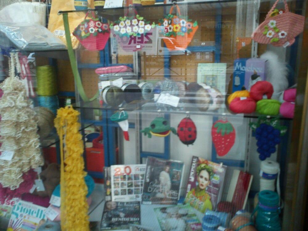 Filati monterosa negozi di tessuti via marconi for Tessuti arredamento bologna