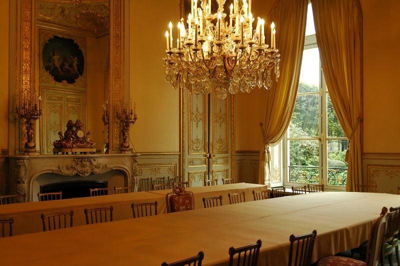 Hôtel de Lassay - Sehenswürdigkeiten - 128 rue de l\'Université ...