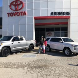 Toyota Of Ardmore >> Toyota Of Ardmore 10 Photos Auto Repair 402 Holiday Dr