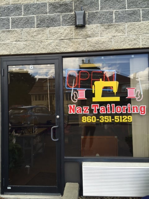Naz Tailoring: 131 Whiting St, Plainville, CT