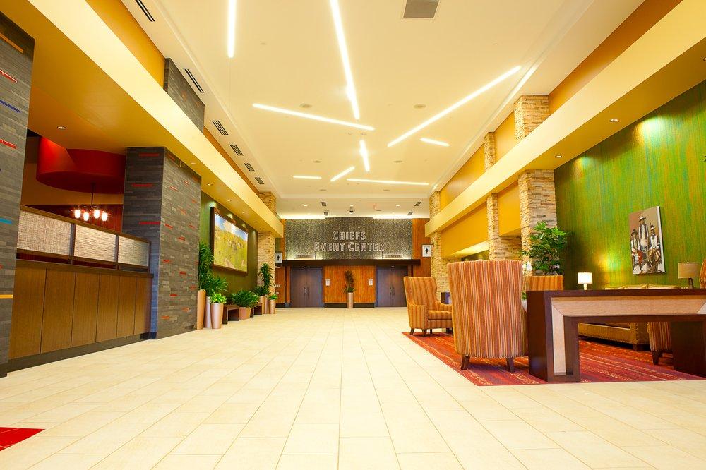 Shoshone-Bannock Casino Hotel: 777 Bannock Trl, Fort Hall, ID