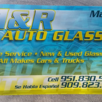 M r auto glass auto glass services 9406 mango ave fontana ca photo of m r auto glass fontana ca united states martins reheart Gallery