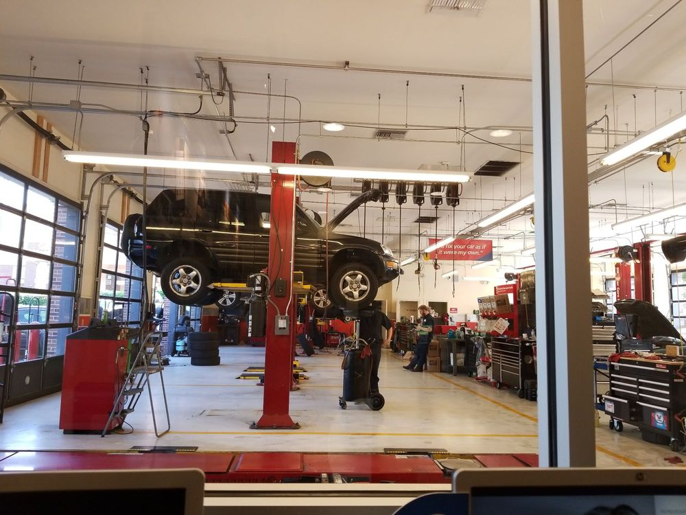 aaa johns creek car care plus  My car in the shop. - Yelp