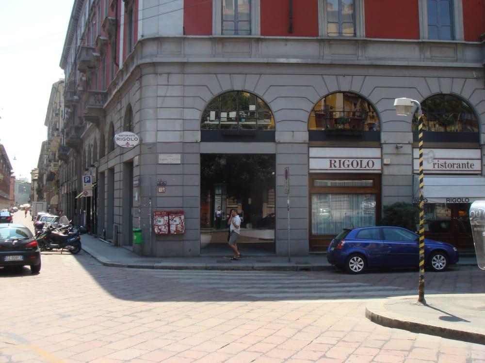 Rigolo cucina italiana via solferino 11 moscova for Via pietro mascagni 8 milano