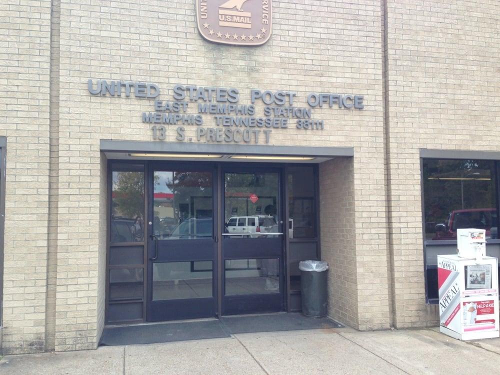 united states post office bureau de poste 13 s prescott st chickasaw oaks tn