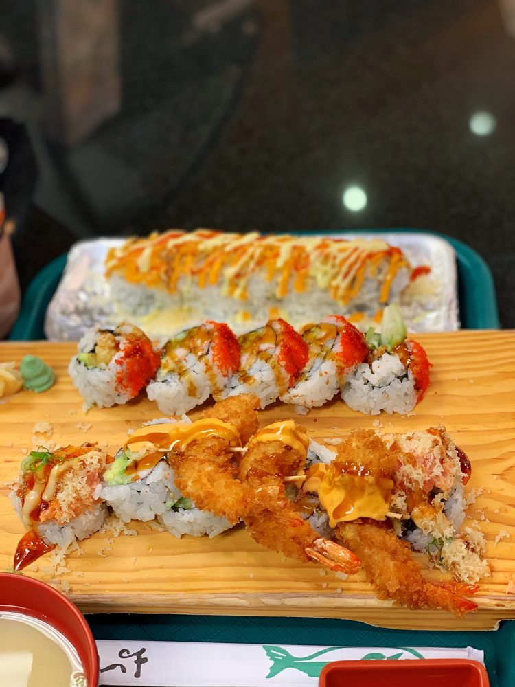 Tomo Sushi & Sashimi: 7050 Terminal Sq, Upper Darby, PA