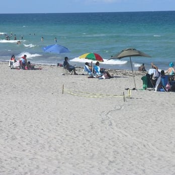 Photo Of Hollywood North Beach Park Fl United States Cordoned Off