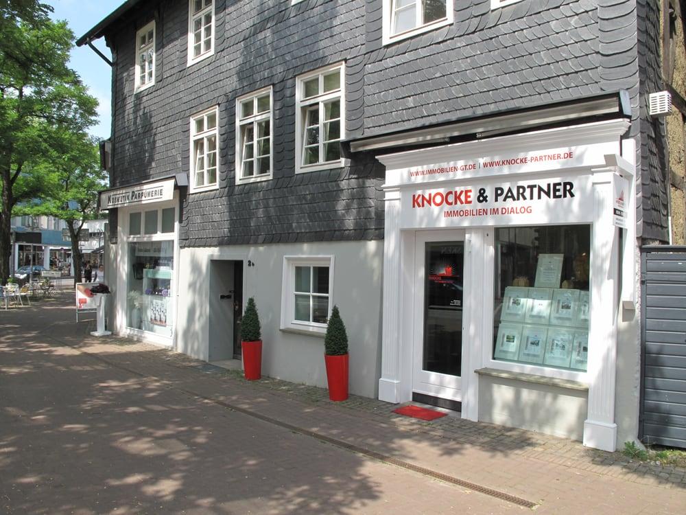 Knocke & Partner e.K. - Agenzie immobiliari - Berliner Str. 2b, Gütersloh, Nordrhein-Westfalen ...