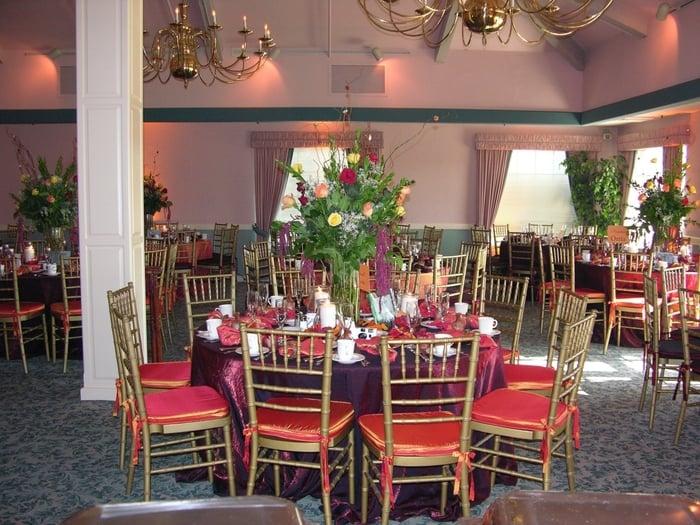 Wedding Reception Set Up Yelp