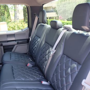 Photo Of The Prestige Companies Auto Upholstery Anaheim Ca United States Gray