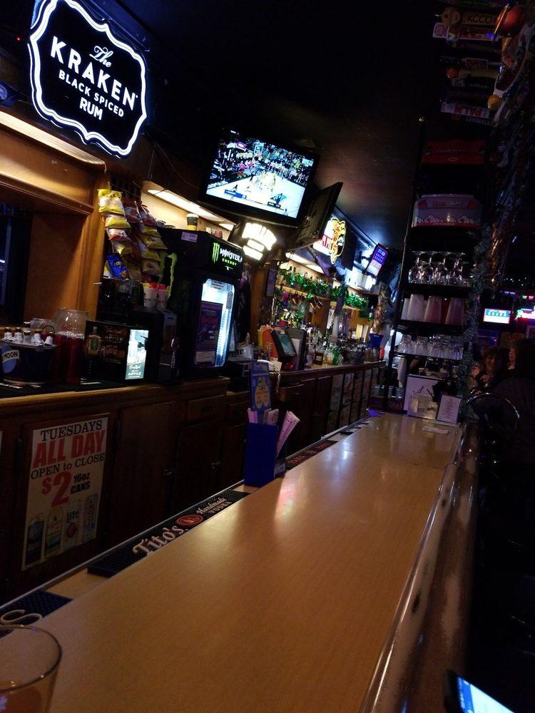 My Place Bar & Grill: 806 Biddle St, Wyandotte, MI