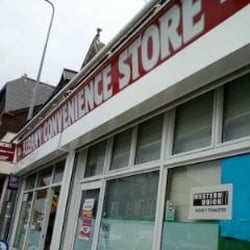 e968f255c73cc Albany Convenience Store - Corner Shops - Albany Road, Cardiff ...