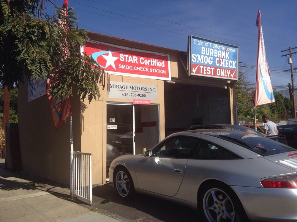 Burbank Smog Check Test Only Center 21 Reviews Motor Vehicle Inspection Testing 1403 W