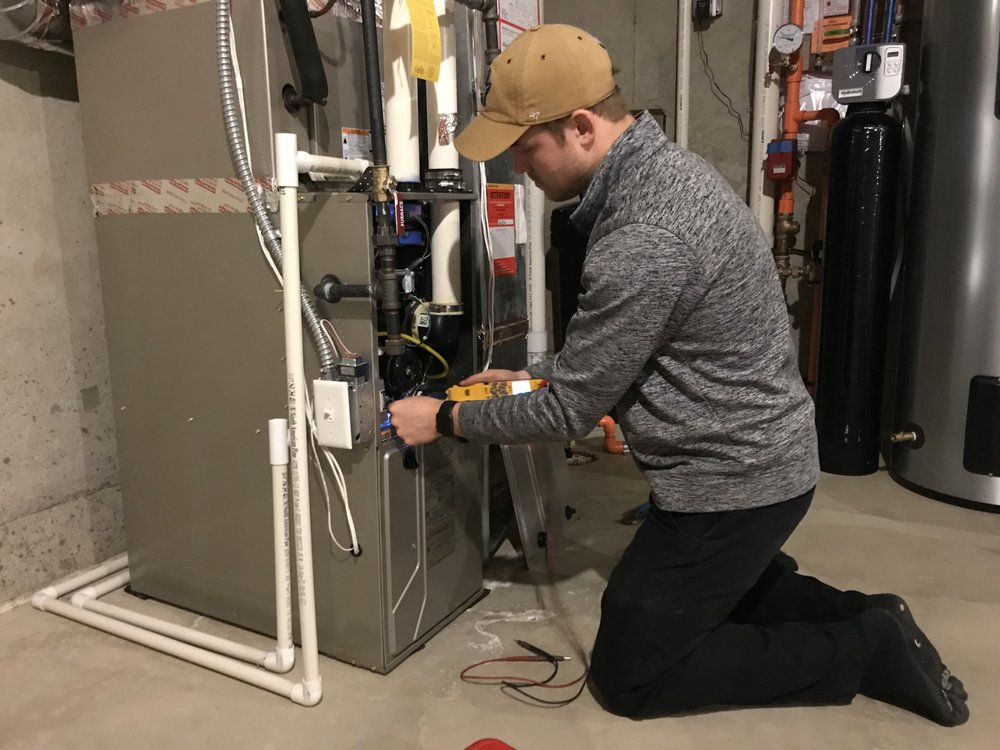 Sedgwick Heating & Air Conditioning: 1408 Northland Dr, Mendota Heights, MN
