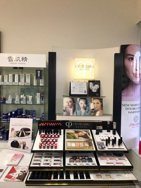 Shiseido: 950 N Broadway, Los Angeles, CA