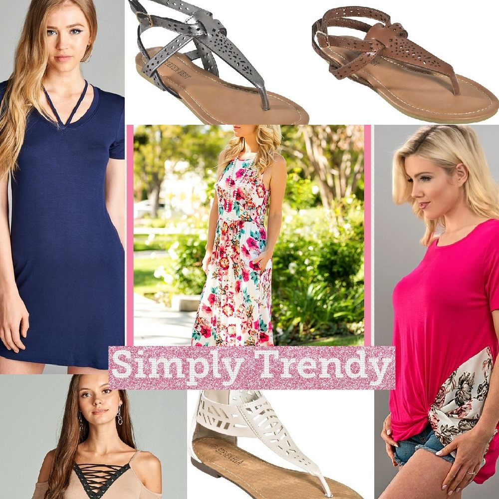 Simply Trendy: 329 S Bridge St, Winnemucca, NV
