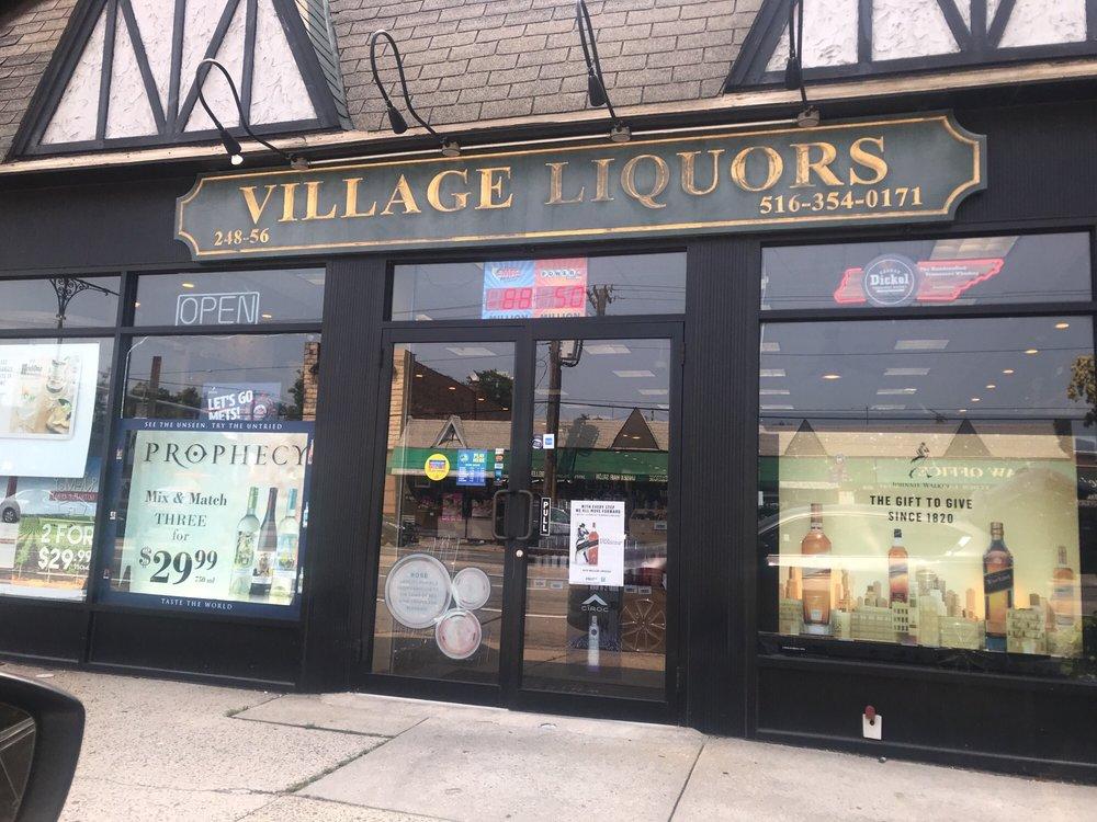 Village Liquors: 24862 Jericho Tpke, Floral Park, NY