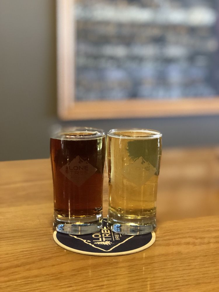 Lone Tree Brewing: 8200 Park Meadows Dr, Lone Tree, CO