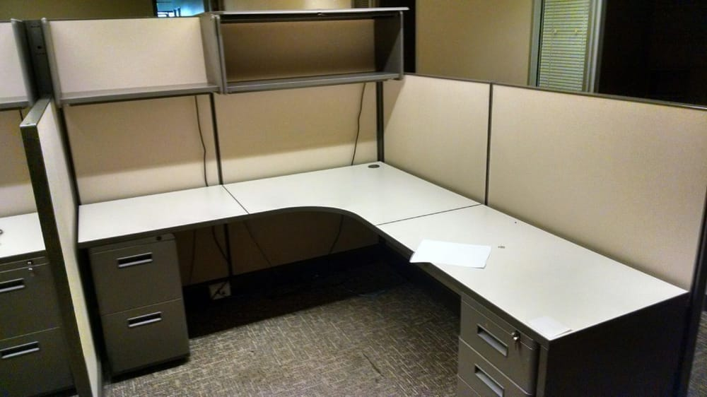 Pre Owned Haworth Cubicle Yelp