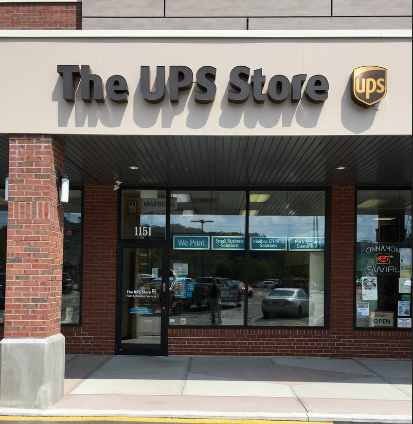 The UPS Store: 1151 Freeport Rd, Pittsburgh, PA