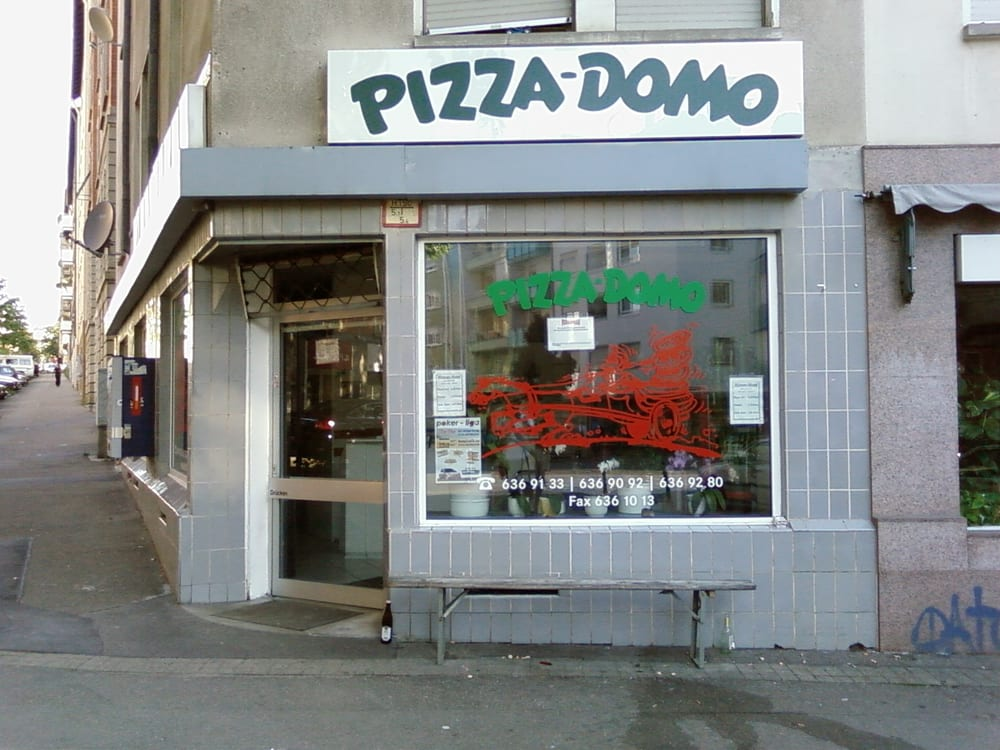 pizza domo 13 reviews pizza vogelsangstr 2b stuttgart baden w rttemberg germany. Black Bedroom Furniture Sets. Home Design Ideas
