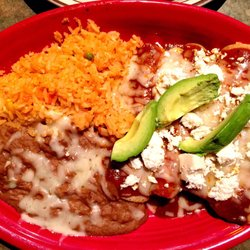 Photo Of Rio Chico Mexican Restaurant Mount Pleasant Sc United States Enchiladas