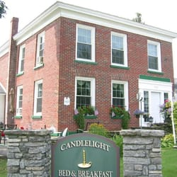 Candlelight Bed Breakfast Sackets Harbor Ny