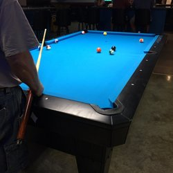 Photo Of Bulldogs Bar And Grill   Albemarle, NC, United States. Diamond Pool
