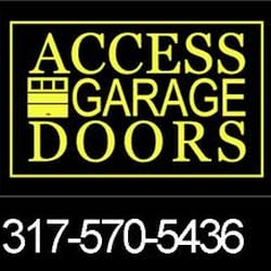 Photo Of Access Garage Doors   Indianapolis, IN, United States. Acccess Logo