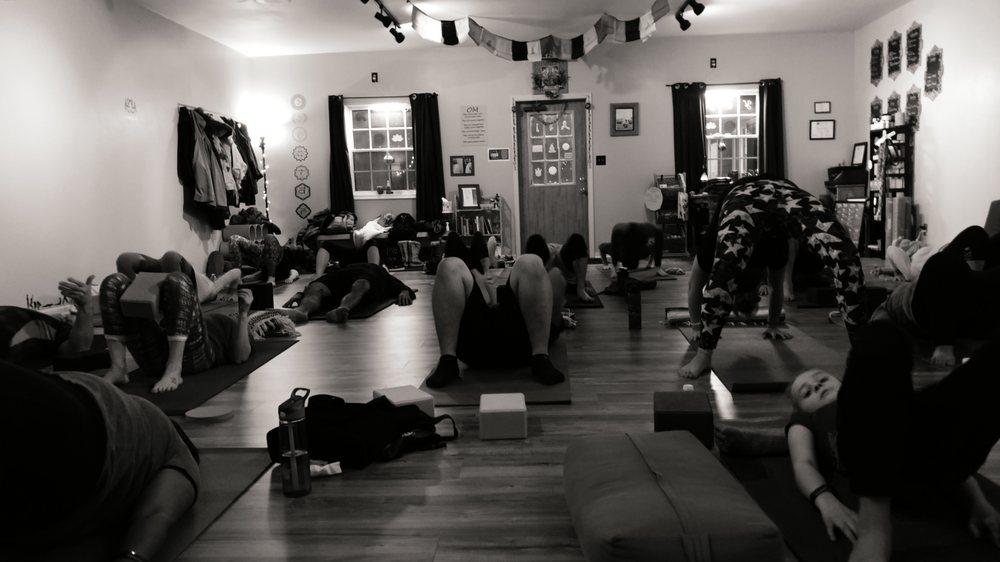 Satya Yoga: 10255 Main St, Clarence, NY