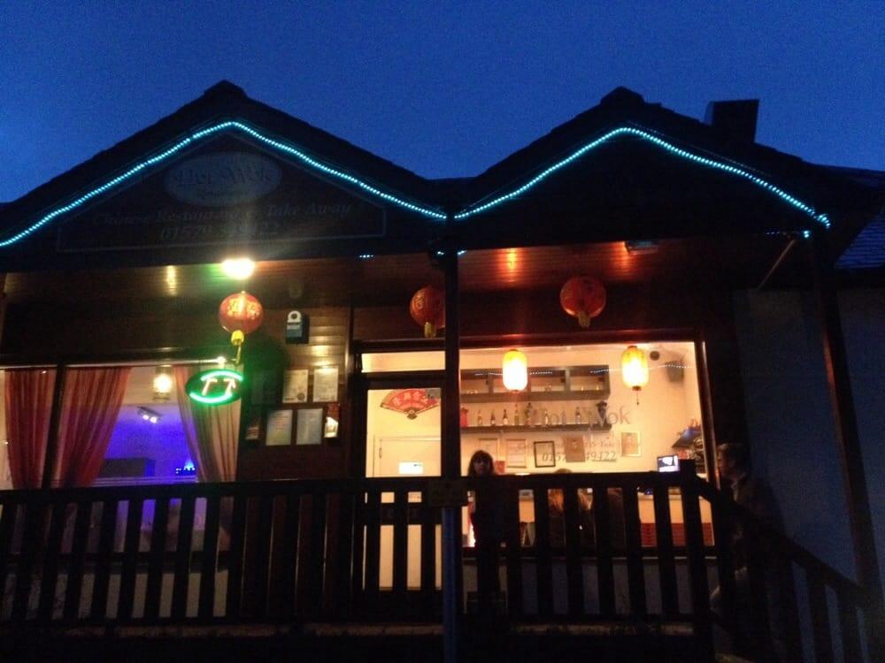 City Wok Chinese Restaurant Cornwall