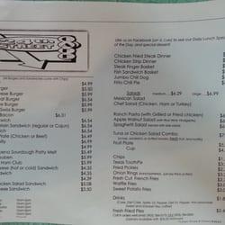24th Street Cafe Closed Restaurants 220 S Collegiate Dr Paris