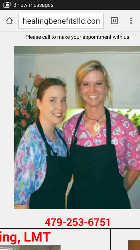 Healing Benefits Massage Therapy: 182 W Van Buren St, Eureka Springs, AR